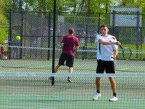 Woodland boys tennis - Nick Hudson 1