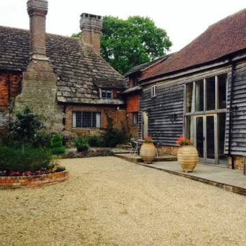 Mercer's Barn, Bed and Breakfast near sussex