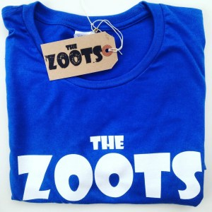 Zoots tshirt, band t shirt