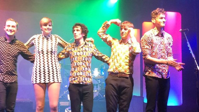 Sounds of the 60s with The Zoots, Band from Wiltshire, Sixties theatre show, 1960s tribute band