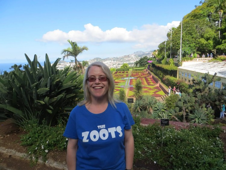 Zoots t-shirt tour