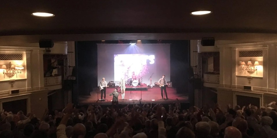 Sounds of the 60s, 60s tribute band, the zoots