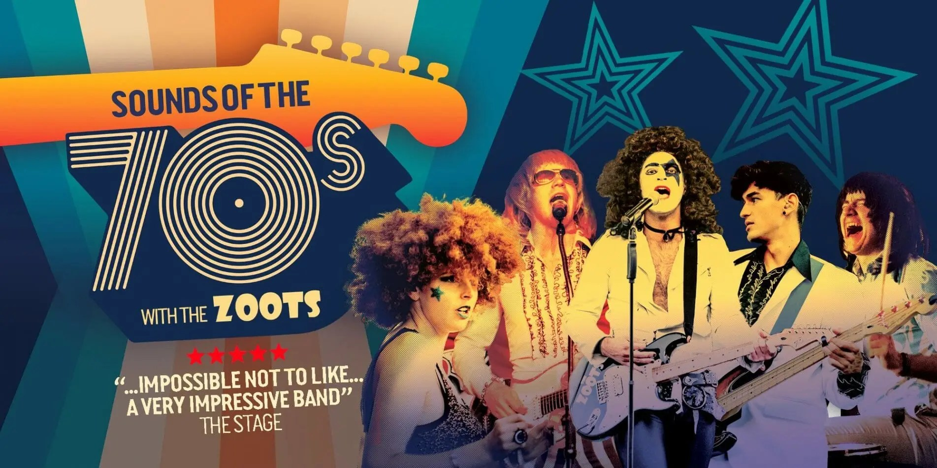 The Zoots Sounds of the 70s tribute show