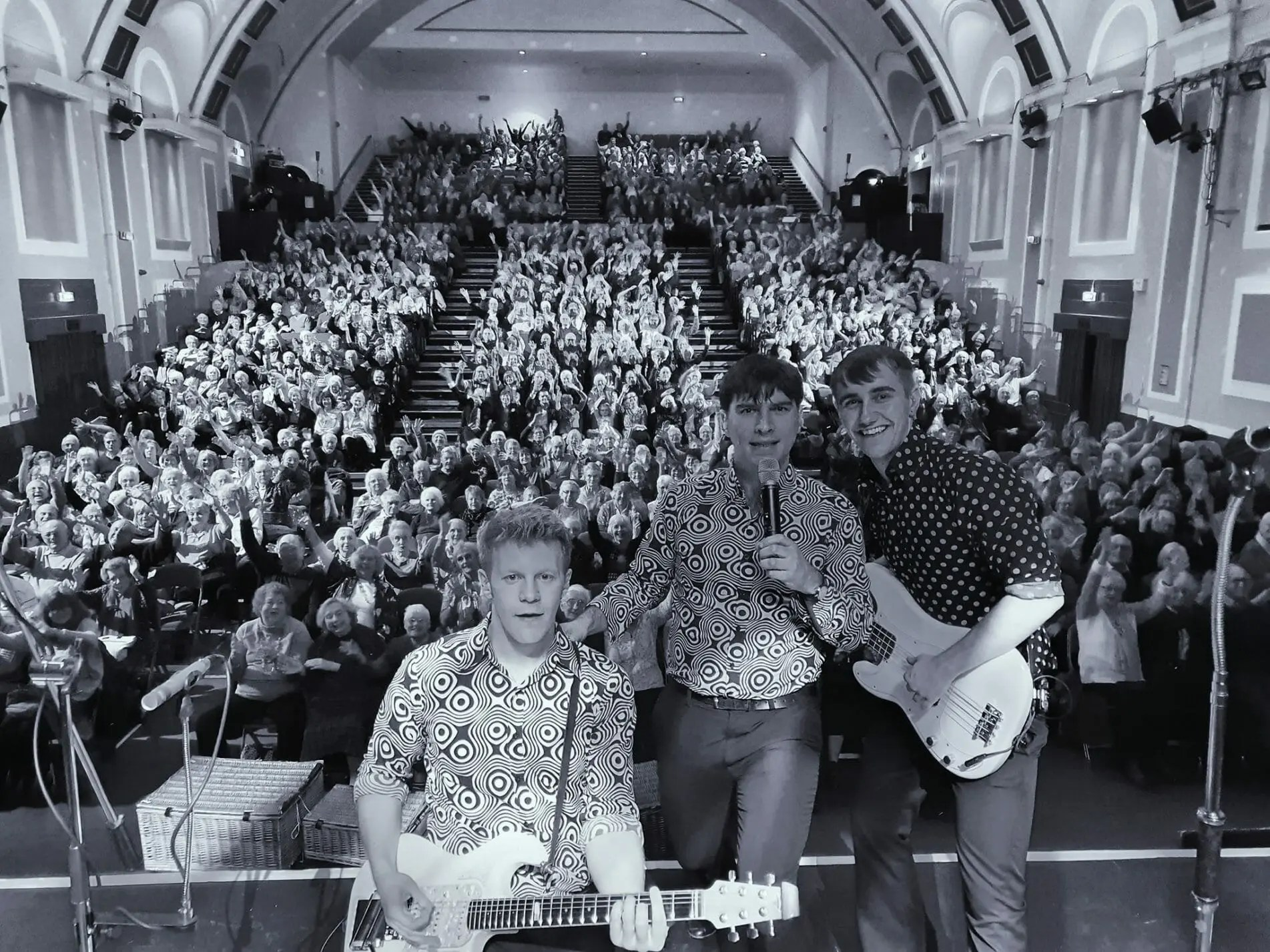 Sounds of the 60s, The Zoots, Theatre, clacton on sea