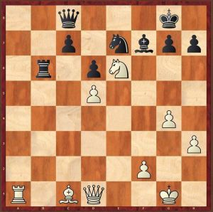 Sacrificio ajedrez 3