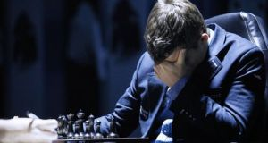 Apuros de tiempo ajedrez