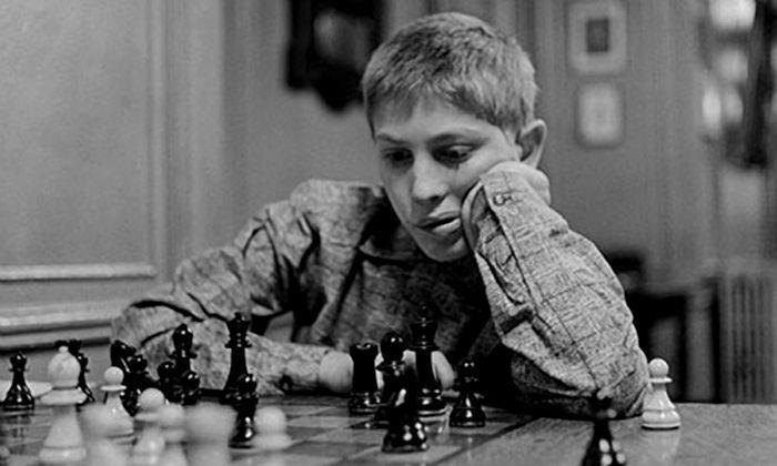 ajedrez fischer