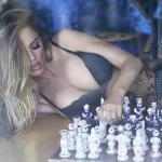 Charlie Riina: la jugadora de ajedrez más sexy del mundo
