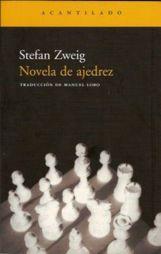 Novela de Ajedrez Portada
