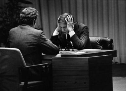 Bobby Fischer película