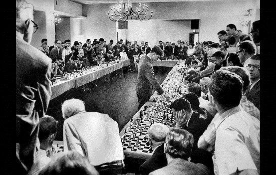 Bobby Fischer biografía