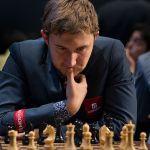 Karjakin en el Torneo de Candidatos de Moscú 2016