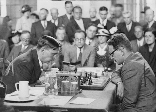 fotografías ajedrez