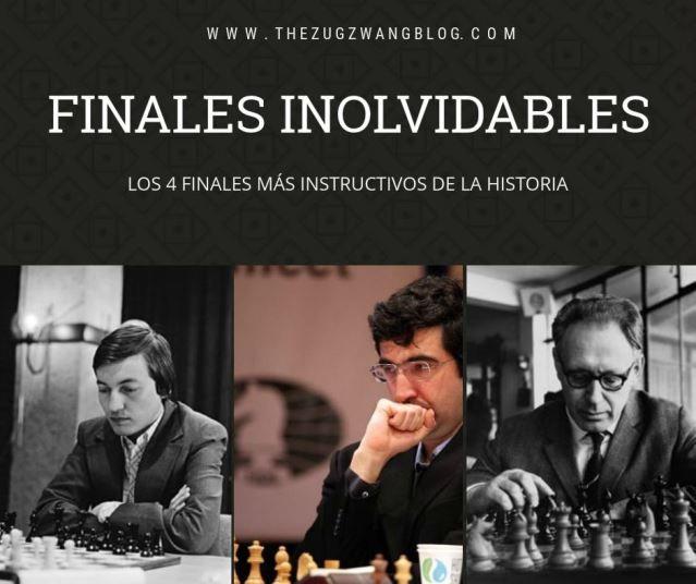 los mejores finales de ajedrez