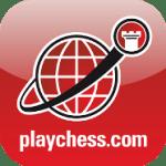 logotipo de playchess