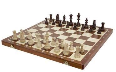 tablero ajedrez plegable viaje