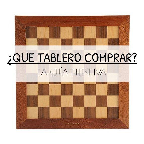 65c1ce143 Qué tablero de ajedrez comprar  Tipos y precios ABRIL 2019