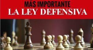 cómo defenderse en ajedrez