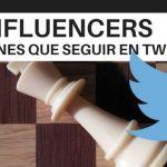 Los 50 influencers que debes seguir en twitter si juegas al ajedrez