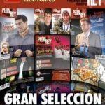 portada digital de la revista peón de rey