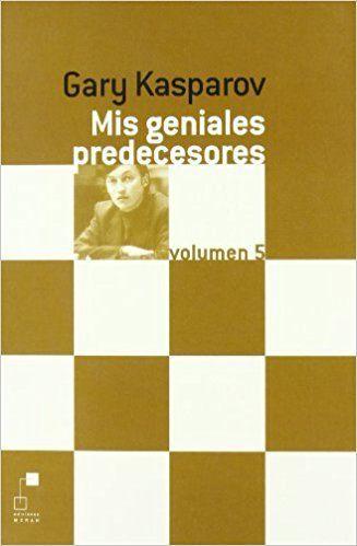 portada del libro de ajedrez