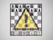 Diagrama sistema Londres ajedrez tablero