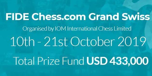 grand swiss torneo de ajedrez