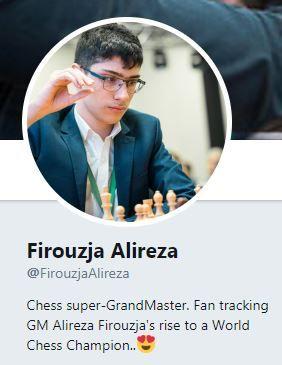 Alireza Firouza twitter imagen