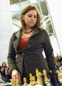 Judit Polgár, la mayor referente femenina en la historia del ajedrez