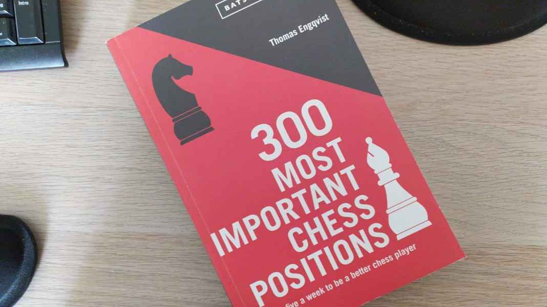 Libro de ajedrez en inglés