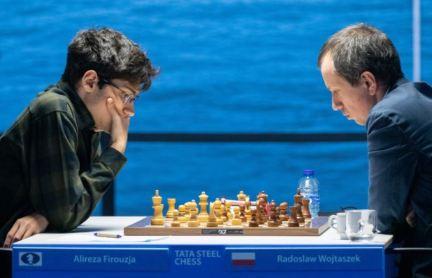 Tata Steel Chess. Partida de Firouzja