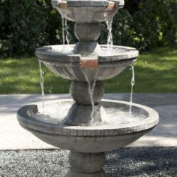 Buckingham 3-Tier Fountain
