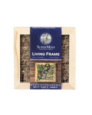 """SuperMossⓇ Living Frame (6""""x6"""")"""