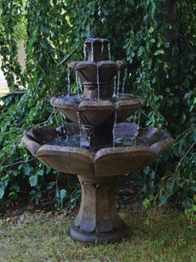 Montreaux 3-Tier Fountain