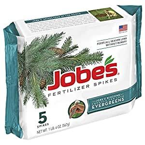 Jobe's® Evergreen Fertilizer Spikes