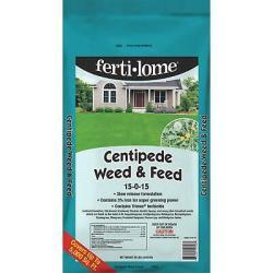 Fertilome® Centipede Weed & Feed