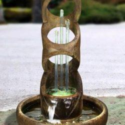 Balancing Rings Fountain