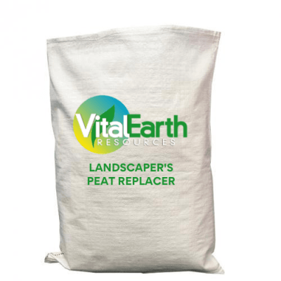 Landscaper's Peat Replacer