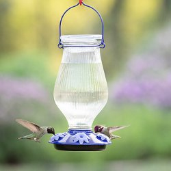 Perky-Pet® Grand Oasis Top-Fill Glass Hummingbird Feeder