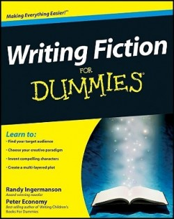 Writing Fiction for Dummies by Randy Ingermanson and Peter Economy