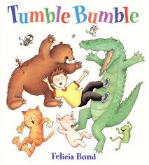 Tumble Bumble by Felicia Bond
