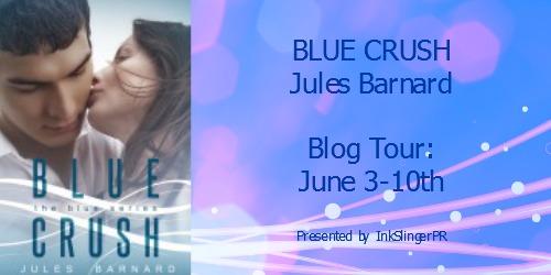 Blue Crush Blog Tour Banner