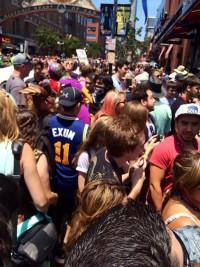 Comic-Con Crowd