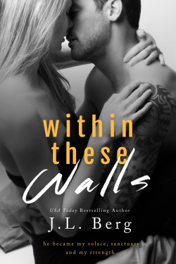 Within These Walls by J.L. Berg