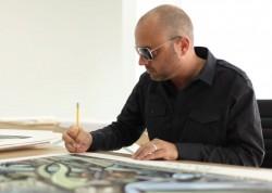 Graphic Artist Mark Sgarbossa