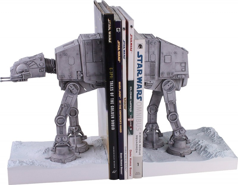 AT-AT Bookends from Star Wars