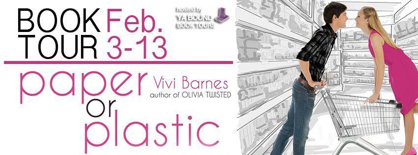 Paper or Plastic Blog Tour