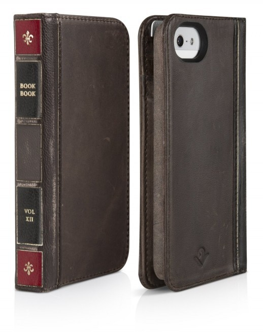iPhone Leather Bound Book Cover by Twelve South