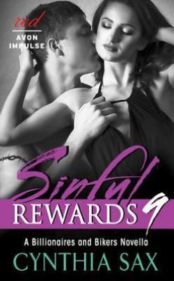Sinful Rewards 9 by Cynthia Sax