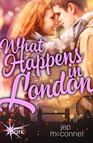 What Happens in London (Adventures Abroad #1) by Jen McConnel